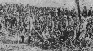 Portuguese Metropolitan expeditionary troops