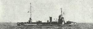German S or V destroyer