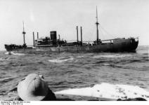auxiliary cruiser Kormoran