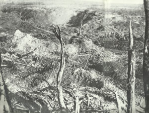 village of Beaumont-Hamel Somme battle