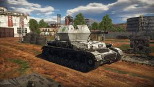 Anti-aircraft tank Ostwind