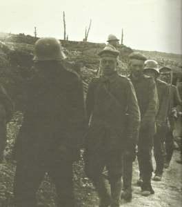 Germans captured at Verdun