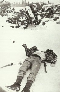 killed in front of Moscow