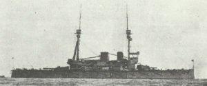 pre-Dreadnought 'HMS Lord Nelson'