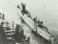 'HMS Unbeaten'