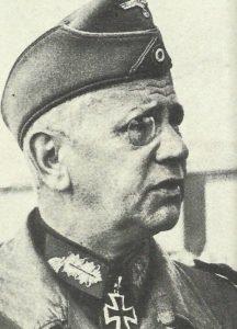 Field Marshal Walter von Reichenau