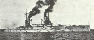 Kaiser class battleship