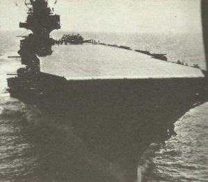 USS Enterprise at sea