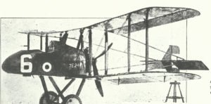 Royal Aircraft Factory F.E.8