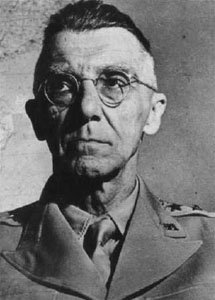 Lieutenant-General Joseph W Stillwell