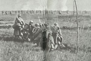 beginning of the Nivelle offensive