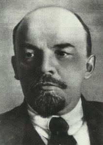 Vladimir Ilyich Ulyanov, named Lenin