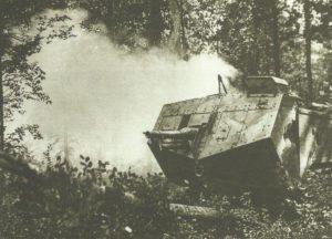 Saint Chamond tanks