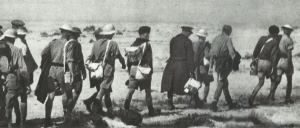 British PoWs North Africa