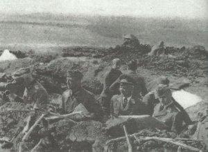 Manstein Richthofen Crimea