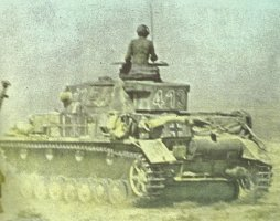 Deployment German Forces 1942