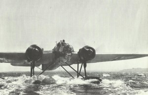 German He 115 seaplane