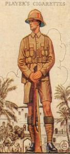 Middlesex Regiment Territorial at Baghdad