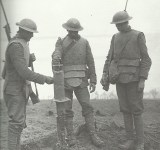 British troops with body armor