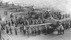 'Wasp''s flight deck