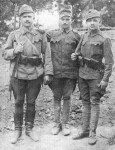 soldiers of the Austro-Hungarian army