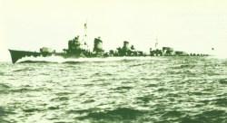 destroyer Amatsukaze