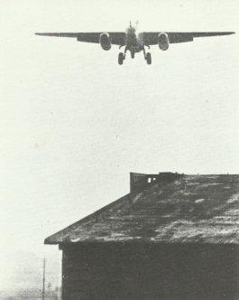Arado Ar 234B climbing