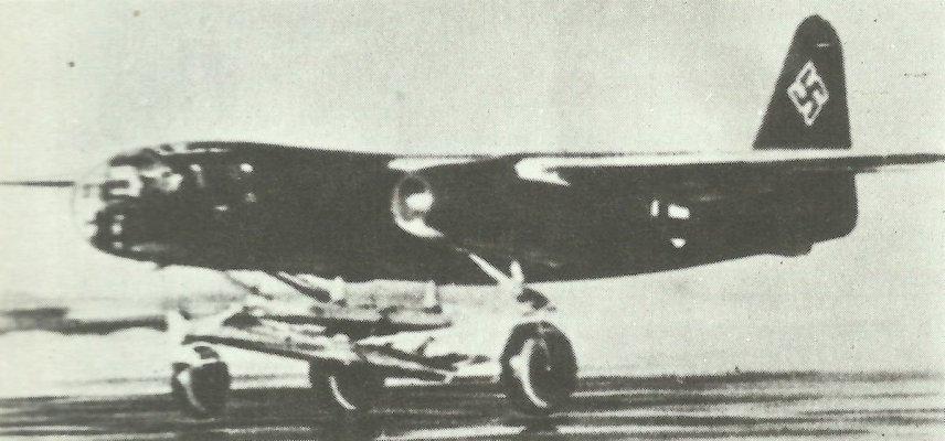 Arado Ar 234 V1