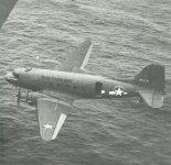 C-47 en route Bone