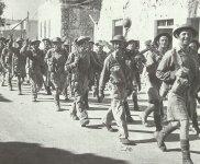 Troops of the Queen's Regment
