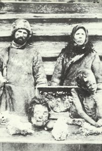 cannibalism in Russia