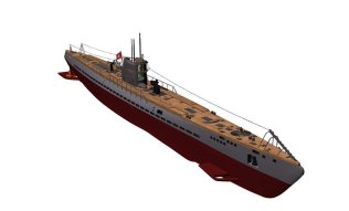 U-boat Type IXB