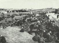 Turkish troops at Jerusalem.