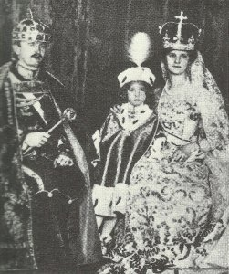 Emperor Karl I and Empress Zita