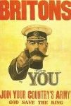 British recruiting poster