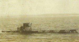 British submarine E11
