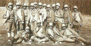 Stormtroop soldiers