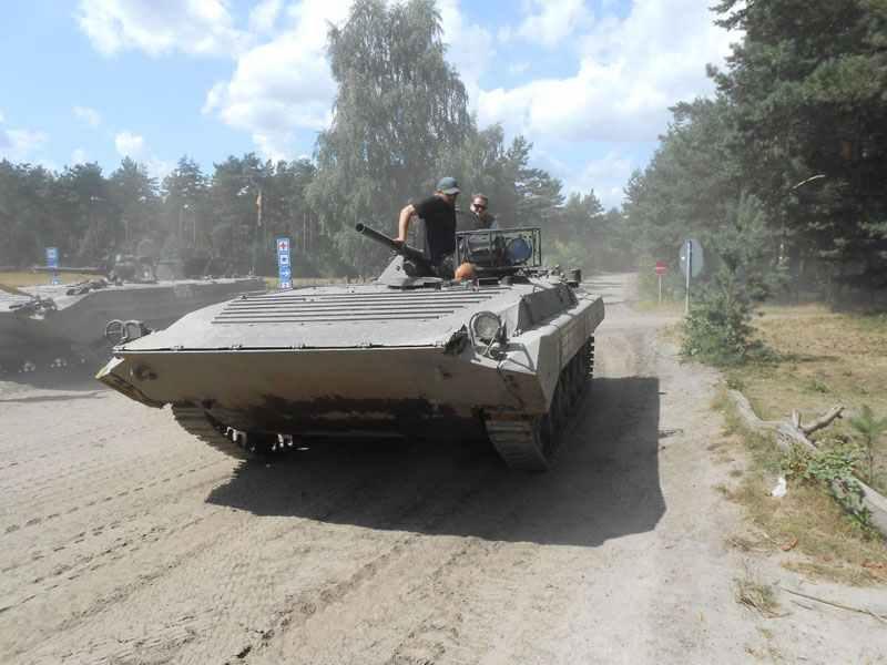 Soviet BMP APC/AIFV