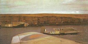 Beaufort torpedo bomber
