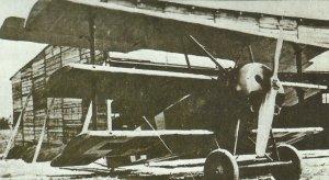 standard Fokker Dr I triplane