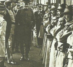 US C-in-C General Pershing