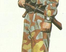 Beretta sub-machine guns