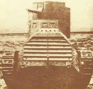 German light tank LK II
