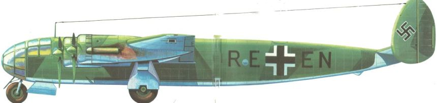 Messerschmott Me 261 V1