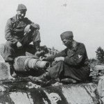 StuG assault gun of the Totenkopf Division
