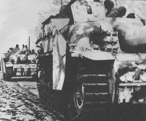 Death Head's tank destroyers
