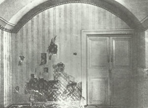 room in which Tsar with familiy was murdered