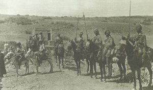 Indian lancers