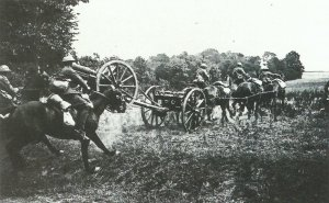 13-pounder Horse Artillery