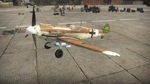 Me 109G-2 in War Thunder